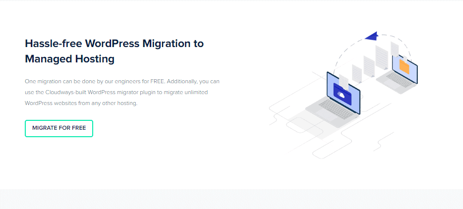 Cloudways - העברת אתר וורדפרס בחינם